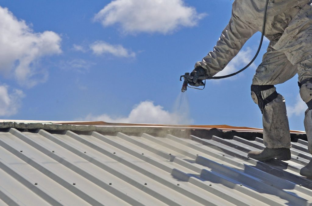 Industrial Painting Contractor for Interior and Exterior Surfaces