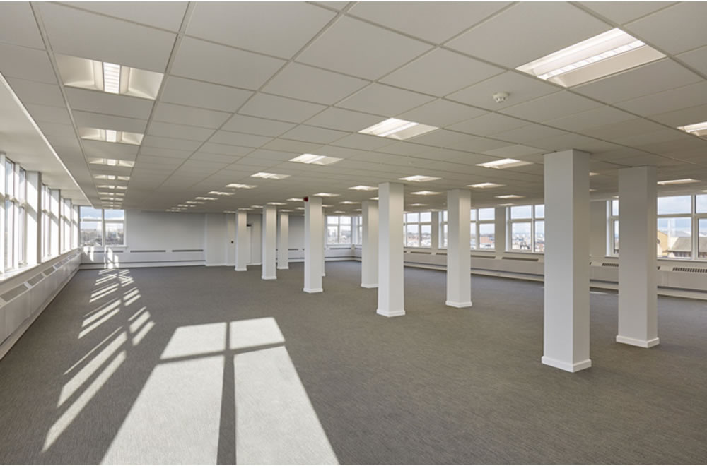 The White Building Southampton Office Refurbishment